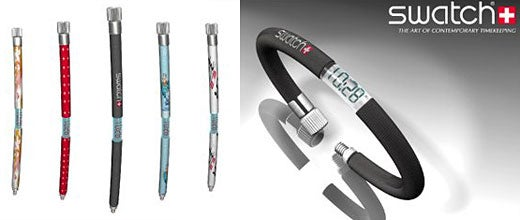Swatch Concept: Air Tube Design Has Us Pumped