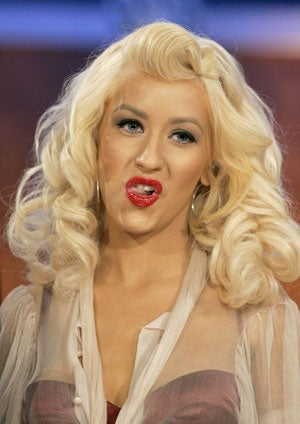 Christina Aguilera's Favorite Video Game Is...