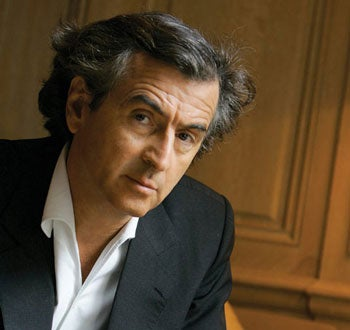 Magniloquent French Sage Bernard-Henri Levy Stumped by Dastardly Totalitarian 'Wikipedia'