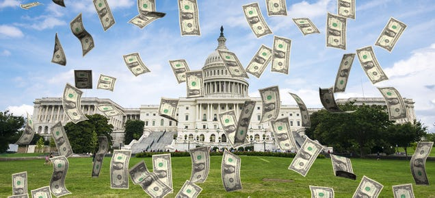 Guess Who's Winning the Money Battle in the War on Net Neutrality