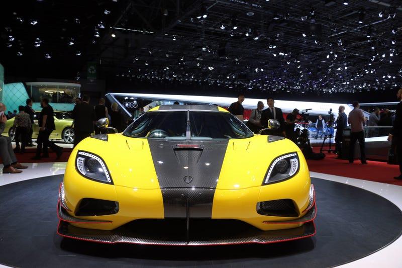 Koenigsegg Is Still Ten Years Ahead Of Everybody Else