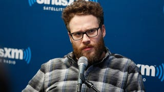 Seth Rogen Denies Ruining Office with the Awesome Smell of Weed