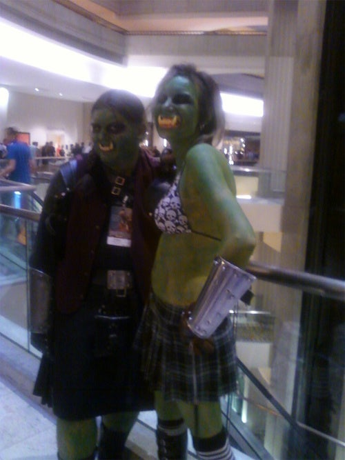 Dragon Con Cosplayers Will Cosplay Anything
