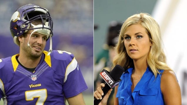Christian Ponder And Samantha Steele Got Married
