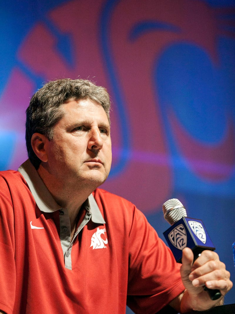 "New WSU Coach Mike Leach Says Pullman Is Like Lubbock: ""Both Have Great Airports"""