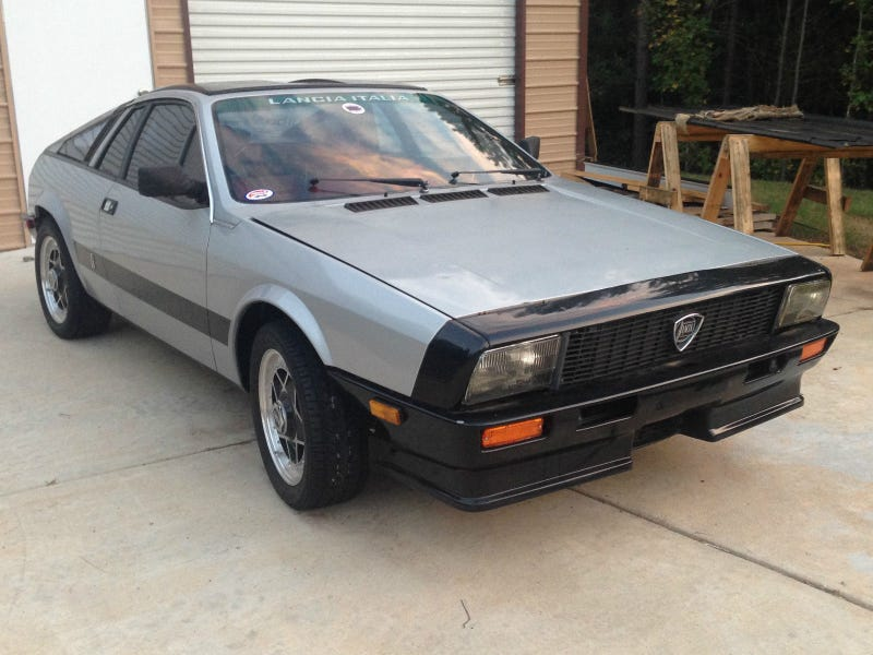 Someone Buy Me This Sick Lancia Scorpion Because I Want It