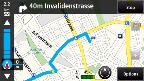 (Some) Nokia Phones Get Free Turn-by-Turn GPS Directions