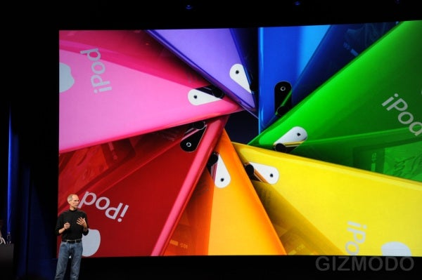 Are You Disappointed That The iPod Touch Didn't Get a Camera?