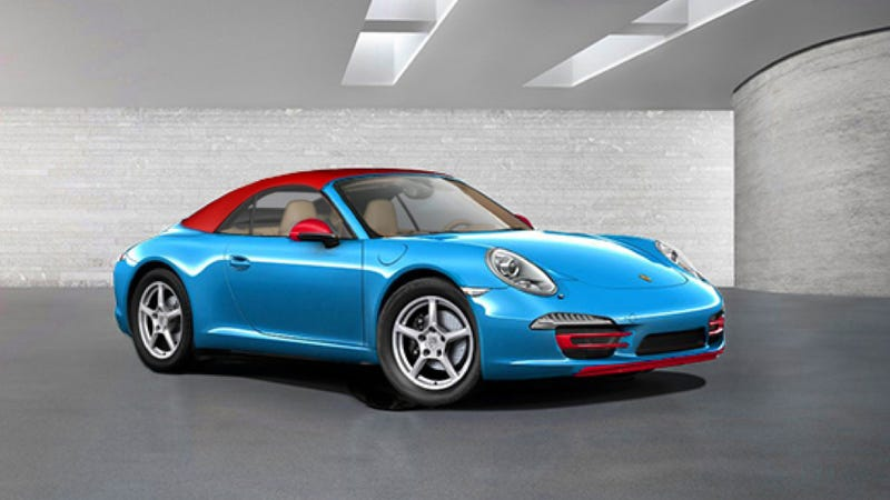 This Rumor About An Eco-Friendly Porsche 911 Has To Be Bullshit
