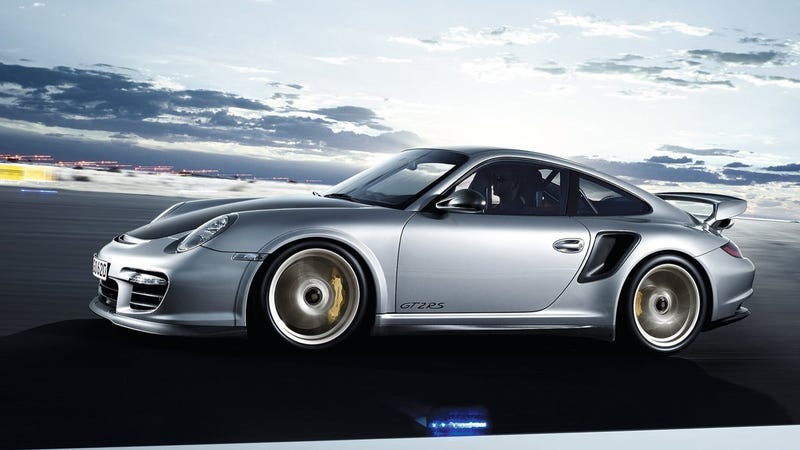 Would You Start Stripping For A Porsche GT2 RS?
