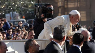 Pope Francis Got a 'Mass Tango' for His Birthday