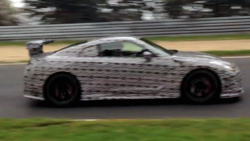 Listen To The 2014 Nissan GT-R Nismo Try To Set A 'Ring Record