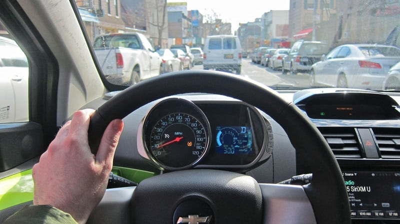 2014 Chevy Spark: The Jalopnik Review