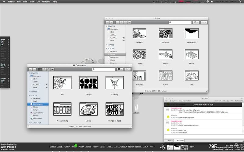 The Color Method Desktop