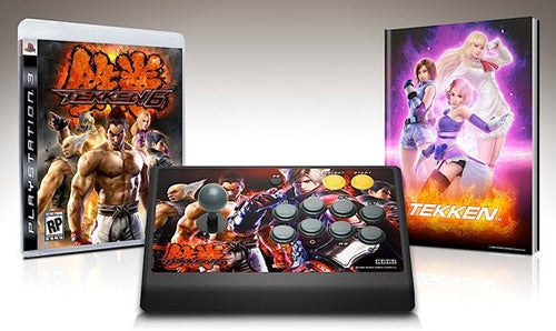 Win A Limited Edition Tekken 6 Wireless Fight Stick Bundle