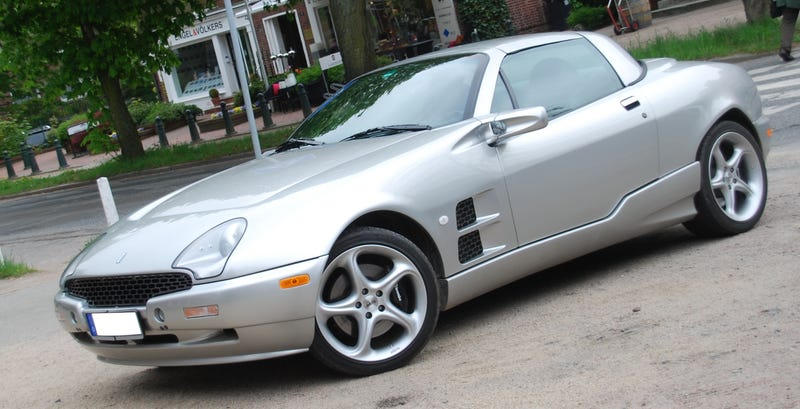 Qvale Mangusta...I did not know that you existed.