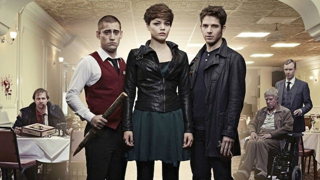 The BBC has canceled the original Being Human
