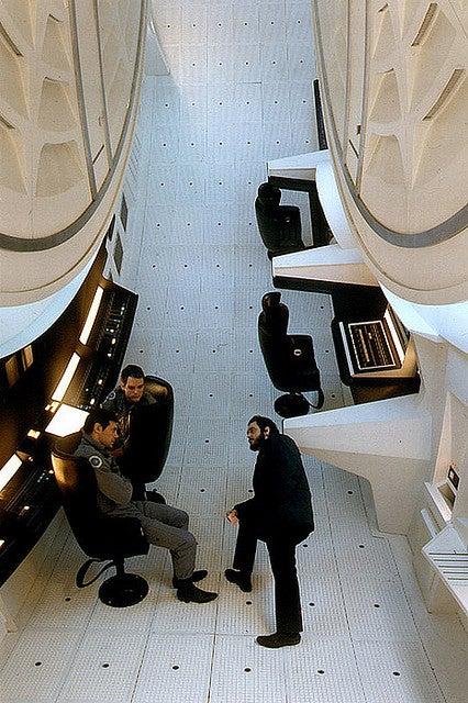 Directing a Space Odyssey