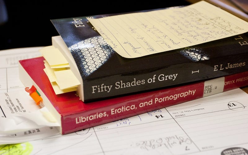 Fifty Shades of Grey Has Herpes (No, Really)