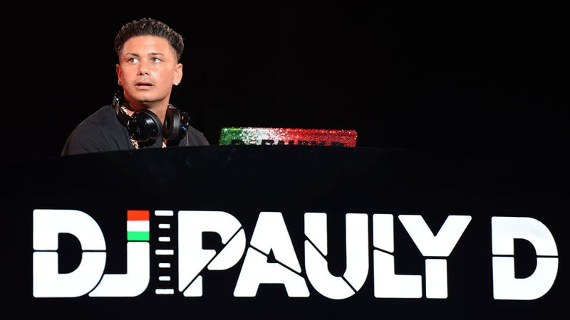 Pauly D Has a Smush Child