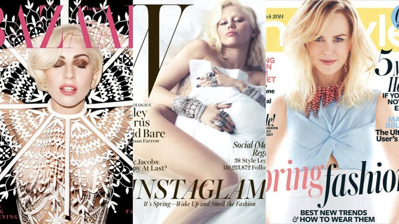 Sound the Alarm! Fashion Magazines Are 'Losing Their Identities'