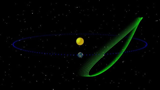 Earth's first known Trojan asteroid follows our orbit like a second Earth