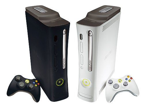 Xbox 360 Black Elite Gallery