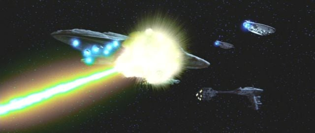 Boeing Successfully Fires 25 kW Solid-State Lasers, Laser Weapons One Step Closer to Being a Reality
