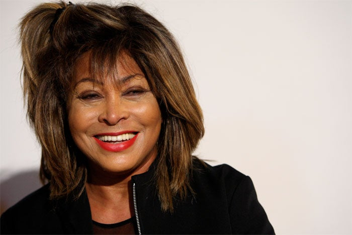 Tina Turner: Simply The Tressed