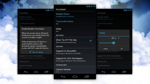 eXperience Offers Some Useful Tweaking Tools to Rooted Android Phones