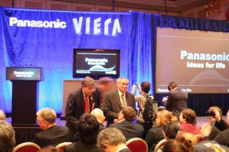 Panasonic Press Briefing: Live