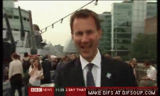 Maybe Mitt Was Right: UK Culture Secretary Nearly Kills Bystander When Official Olympics Opening Bell Breaks