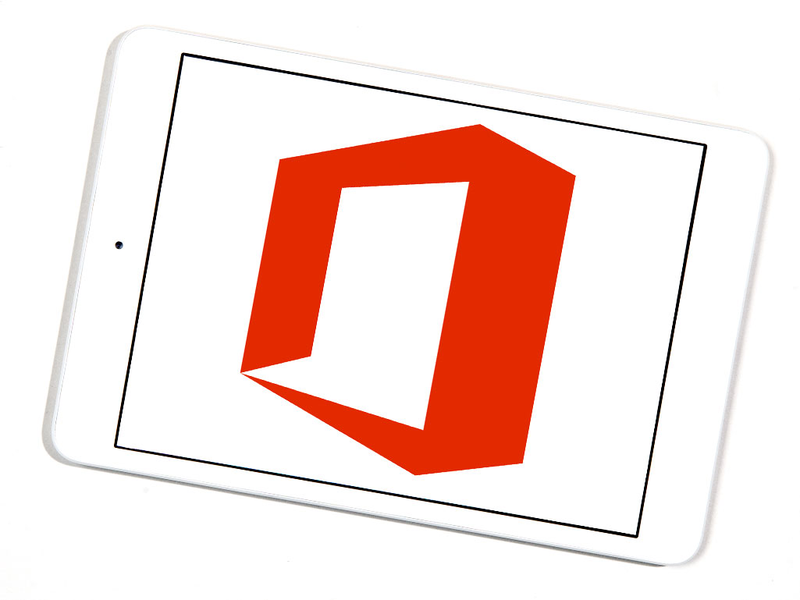 Welcome to iPad, Office