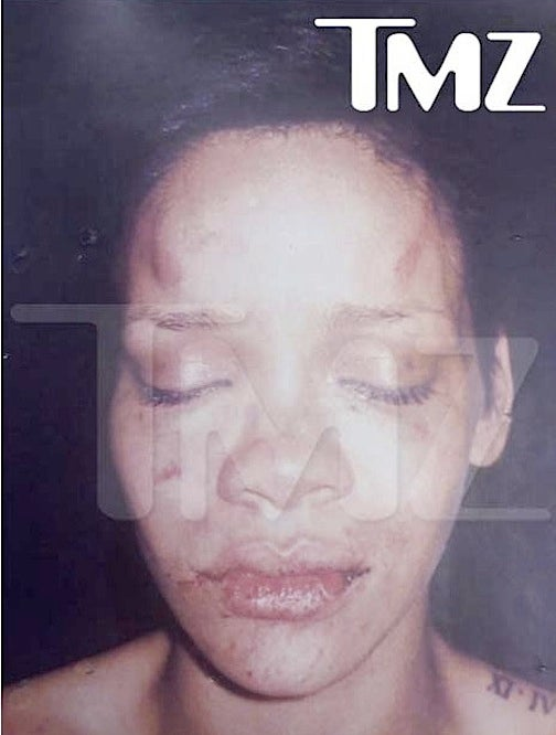 Rihanna Picture Emerges