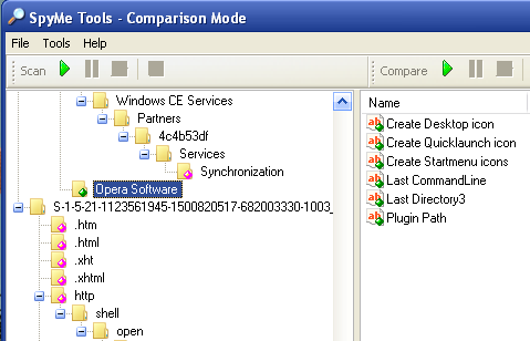 SpyMe Tools Tracks Changes to Your Windows Registry