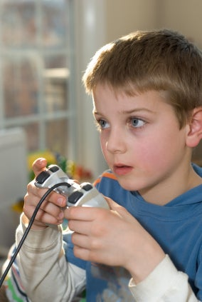 Kids Enjoy Video Games, Survey Reveals