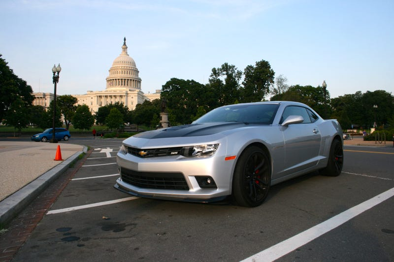 2014 Chevrolet Camaro SS 1LE: The Jalopnik Review