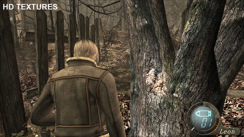 Resident Evil 4 PC Looks So Much Better In HD