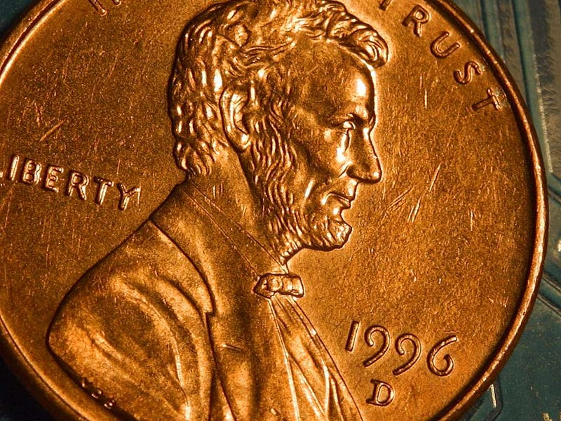 Did You Know It Costs More Than a Penny to Make a Penny?