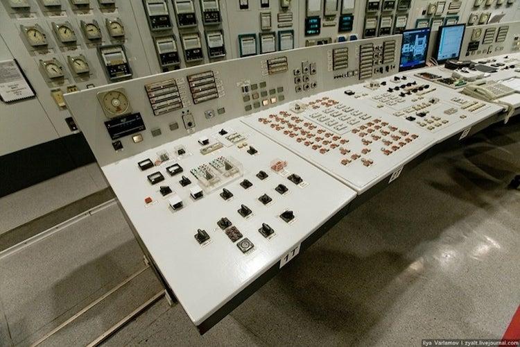 Russian Nuke Plant