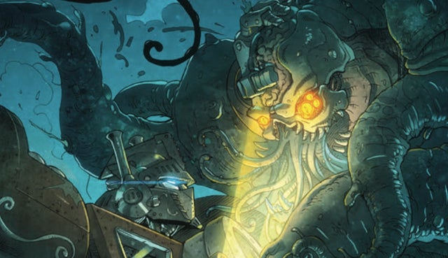 Cthulhu Transformers = Something We'd Never Thought We'd See