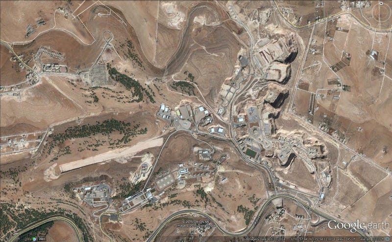 This Crazy Complex In Jordan Is Like Disneyland For Elite Special Forces