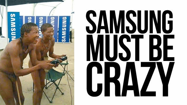 Samsung Flies a Nomadic Namibian to Korean Video Games Olympics in Exploitative Stunt