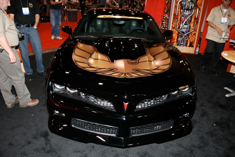 Bandit Trans Am: SEMA Photos