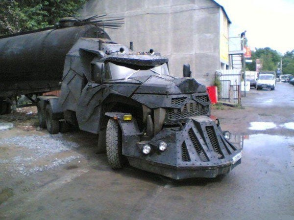 The Dragon Tank Truck