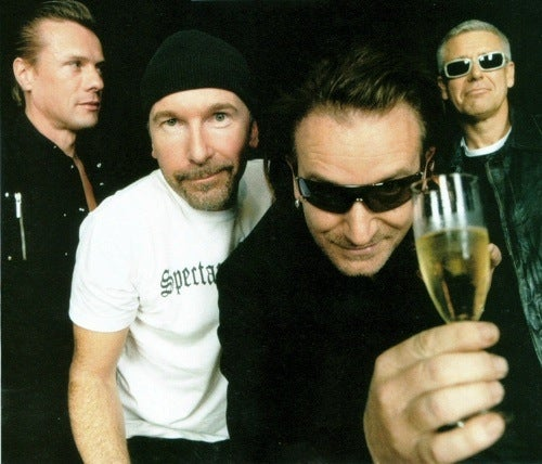 Now U2 Wants To Be In A Video Game