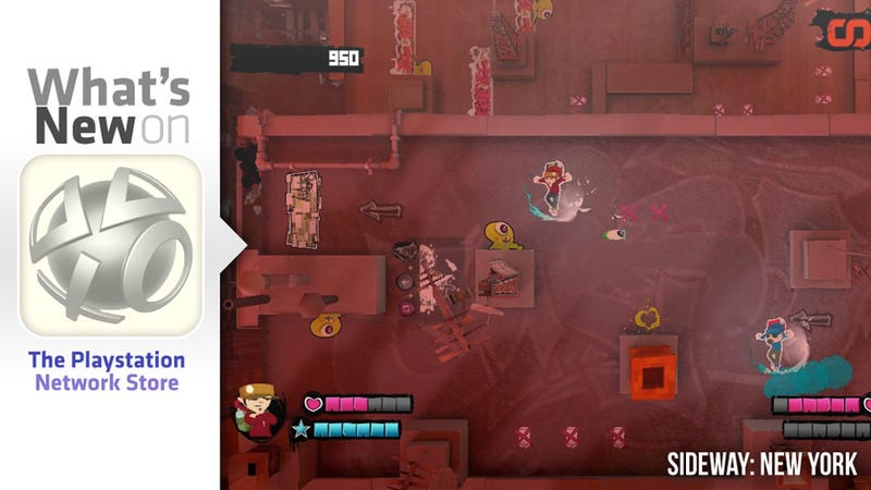Sideway, Resistance 3's Survival Pack and Mark of the Assassin Are New on the PlayStation Store