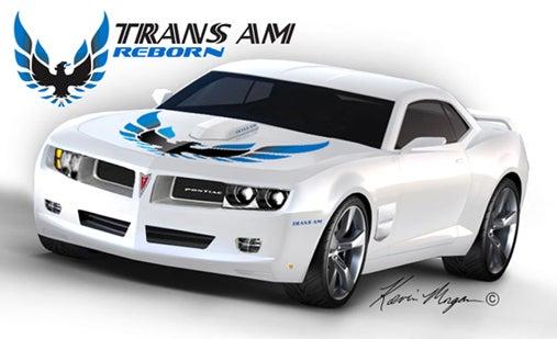 Kevin Morgan Trans Am Reborn As Phoenix T/A