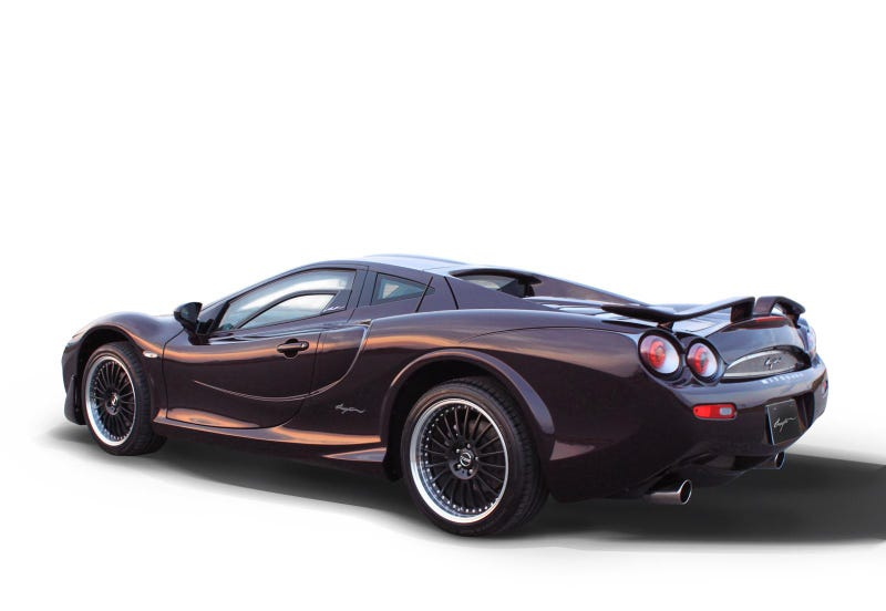 Mitsuoka Is Only Just Killing The Orochi