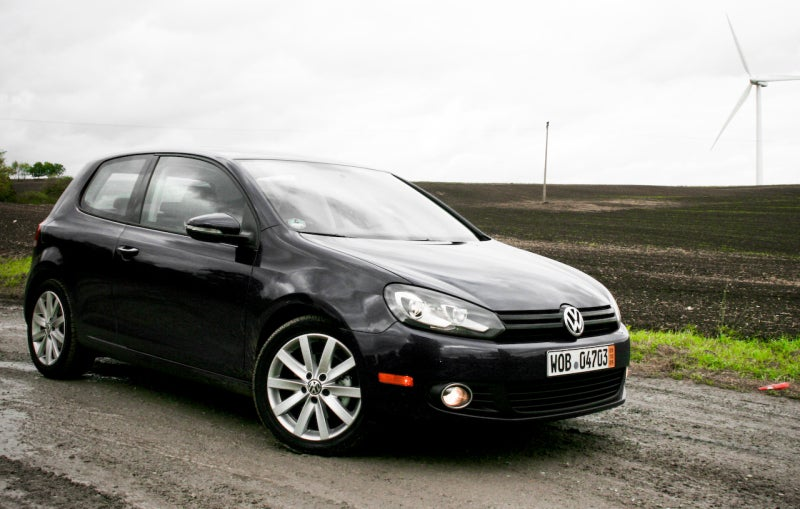 2010 vw golf tdi first drive. Black Bedroom Furniture Sets. Home Design Ideas